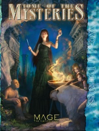 Tome of Mysteries Cover