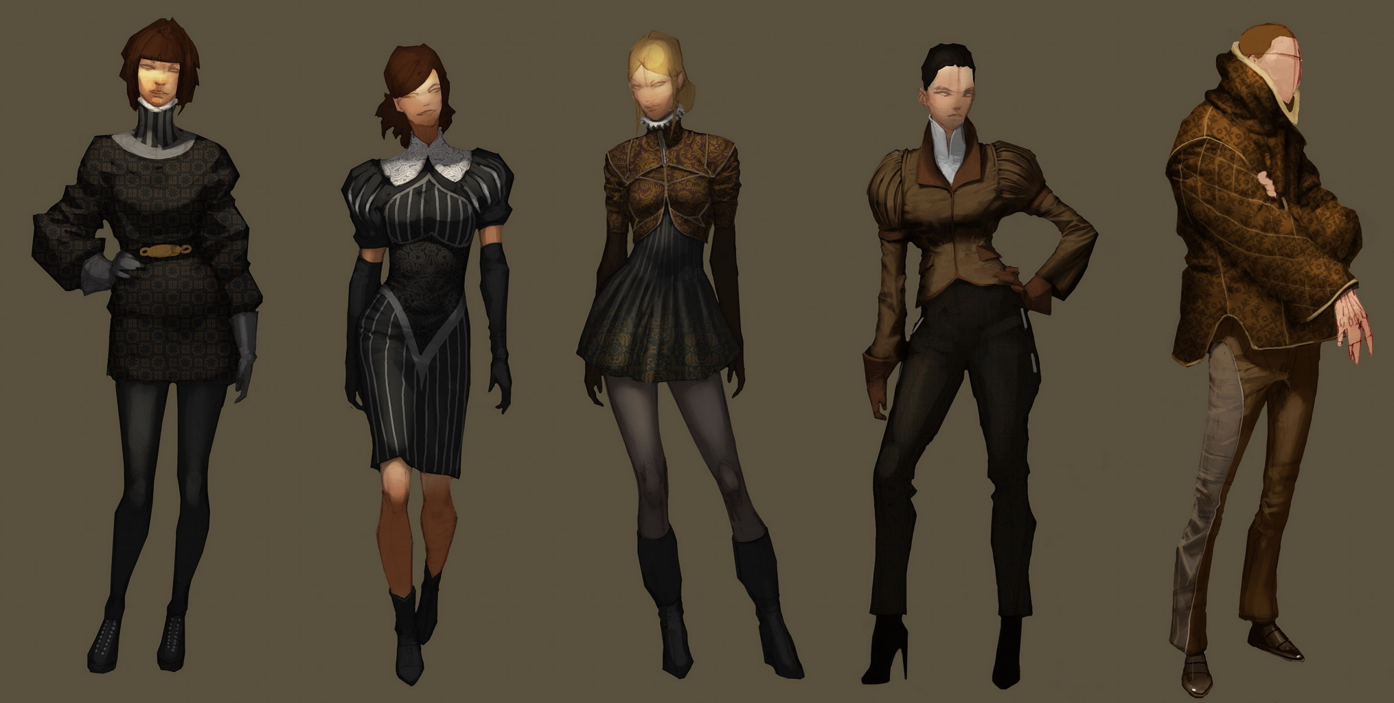 Campaign setting idea steampunk shanghai gangsters for Steampunk story ideas