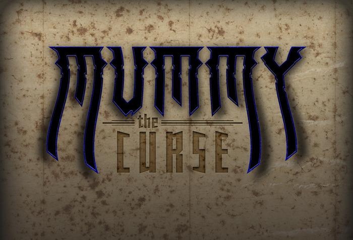 mummy_the_curse_logo