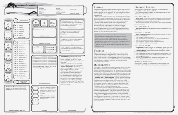 Starter Set Fighter (1)